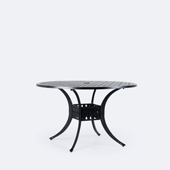 """Weave 48"""" Round Table"""