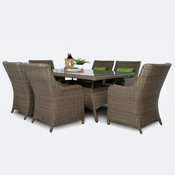 New York Outdoor Dining Set