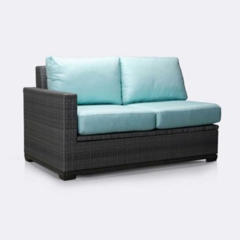 Woodstock LHF Loveseat