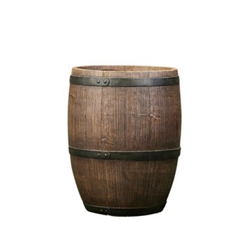 Barrel Planter Medium