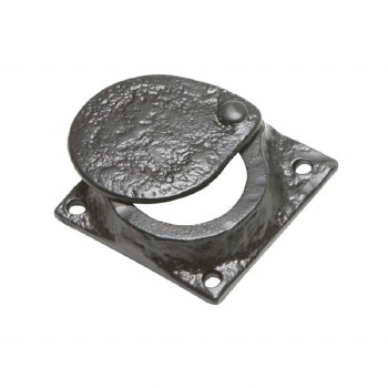 Kirkpatrick 1498 Cylinder Cover Antique Black