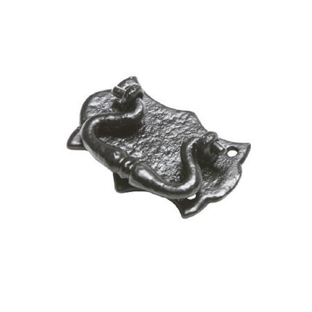 Kirkpatrick 1541 Drawer Pull Handle Antique Black