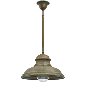 Como Height Adjustable Light Aged Copper