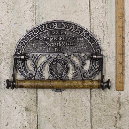 Borough Market London Kithcen Roll Dispenser