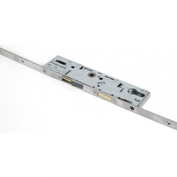 From The Anvil 3 Point Linear Door Lock 35mm Stainless Steel