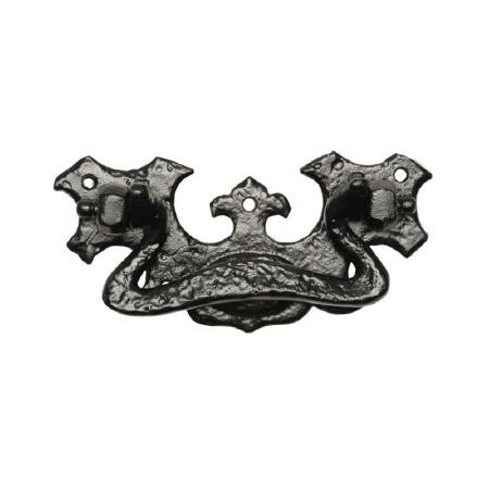 Kirkpatrick 834 Chest Lifting Handle Antique Black