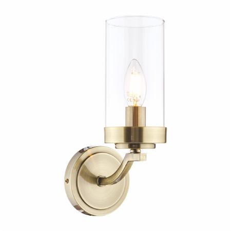 Laura Ashley Joseph Wall Light Antique Brass