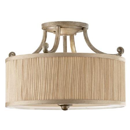 Feiss Abbey Semi Flush Ceiling Light