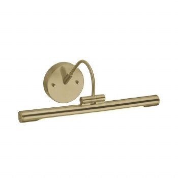 Elstead Alton LED Picture Light Small Brushed Brass