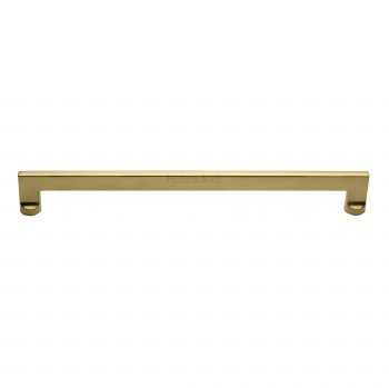 Heritage Apollo Pull Handle V4150 457 Large Polished Brass