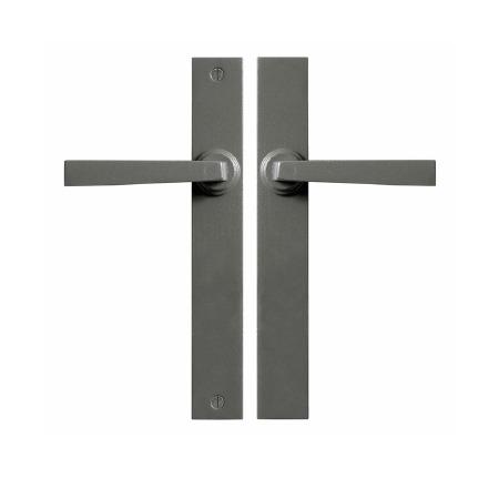 Stonebridge Arundel Multipoint Latch Door Handles Armor Coat Satin Steel