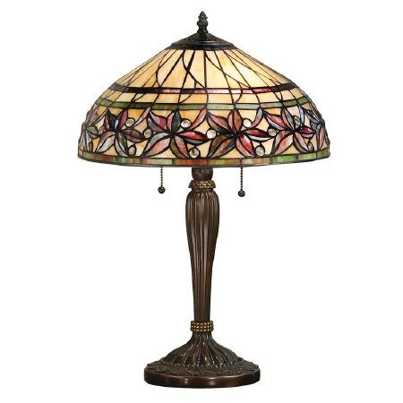 Interiors 1900 Ashtead Tiffany Table Lamp