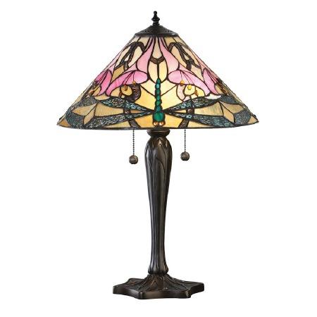 Interiors 1900 Ashton Tiffany Table Lamp