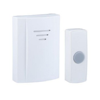 Wirefree and Portable Door Chime Kit