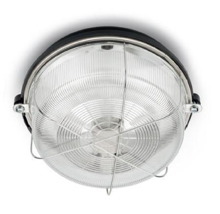 Bakelite Round Bulkhead Light