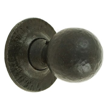 From The Anvil Mortice or Rim Ball Door Knobs Beeswax