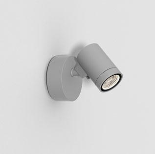 Bayville Wall Light 8307 Grey
