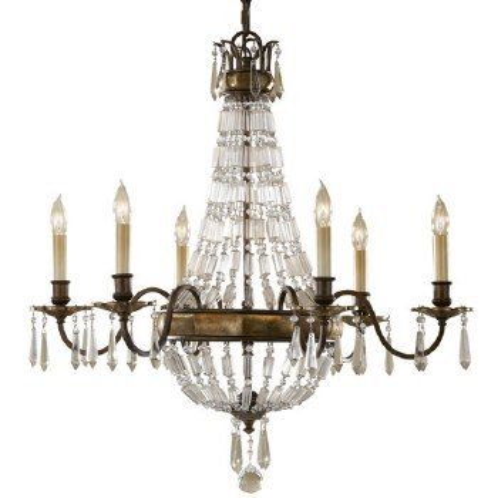 Feiss Bellini 6 Light Chandelier