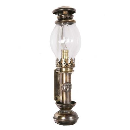 Berth Wall Light Light Antique Brass