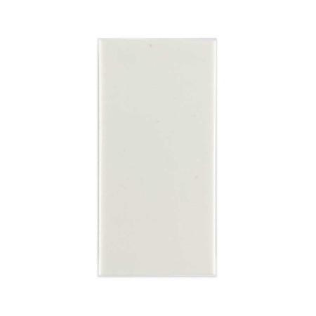 Blank Module White 50x25mm