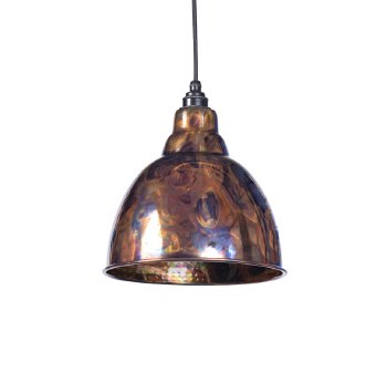 From The Anvil Brindley Pendant Light Burnished