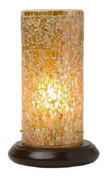 Brunswick Orange Table Lamp