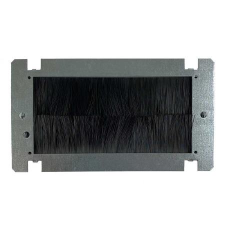 Brush Component Black 50x100mm