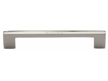 Heritage Cabinet Pull C0337 152mm Polished Nickel