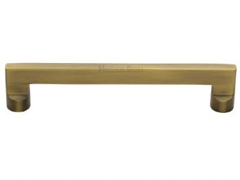 Heritage Cabinet Pull Handle C0345 152mm Antique Brass