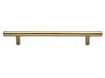 Heritage Cabinet Pull C0361 152mm Polished Brass