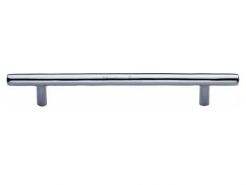 Heritage Cabinet Pull C0361 152mm Polished Chrome