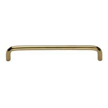 Heritage Cabinet Pull C2155 152mm Polished Brass