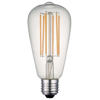 Squirrel Cage Bulb ES/E27 7W Dimmable