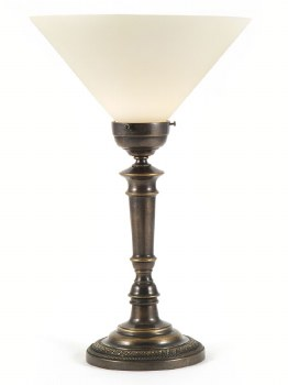 Candle Uplight Table Lamp