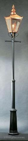 Elstead Chelsea Grande Lamp Post
