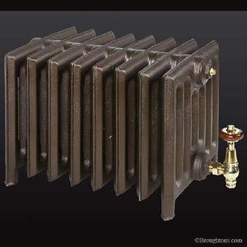 The Churchill Cast Iron Radiator