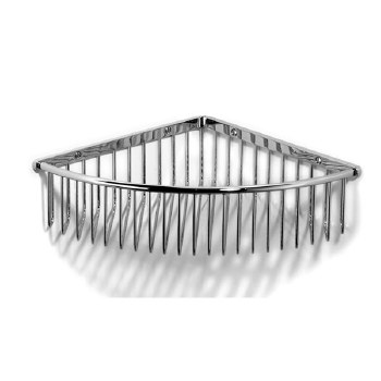 Samuel Heath N151-GXL Corner Shower Basket Polished Chrome