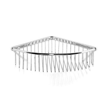 Samuel Heath N158-GXL Deep Shower Basket Polished Chrome