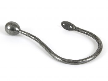 From The Anvil Curtain Tie Back Pewter