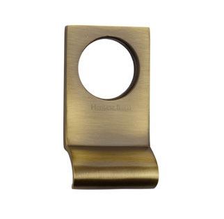 Heritage Cylinder Pull V933 Antique Brass