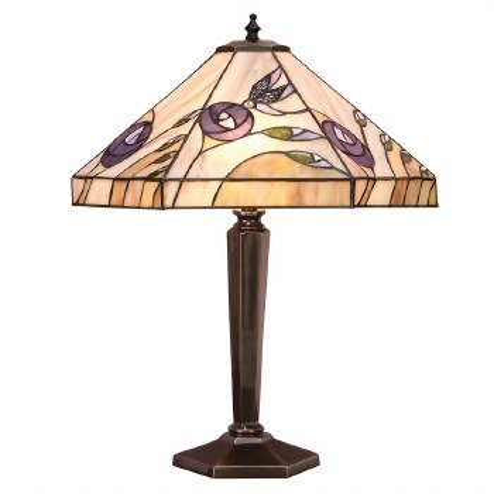 Interiors 1900 Damselfly Tiffany Table Lamp