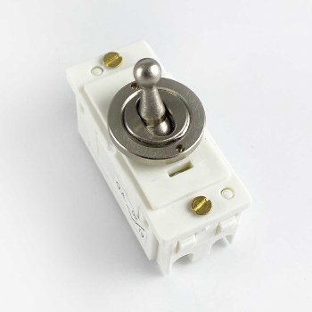Replacement Dolly Switch Satin Nickel