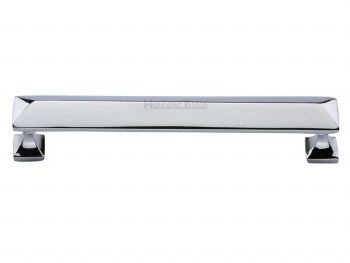 Heritage Cabinet Pull C2231 152mm Polished Chrome