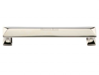 Heritage Cabinet Pull C2231 152mm Polished Nickel