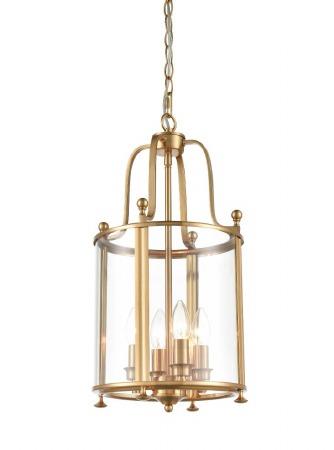 Drayton 4 Light Hanging Lantern