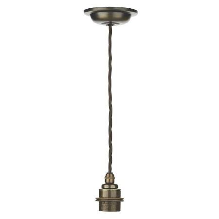 David Hunt DUX6575 Duxford Pendant Antique Brass