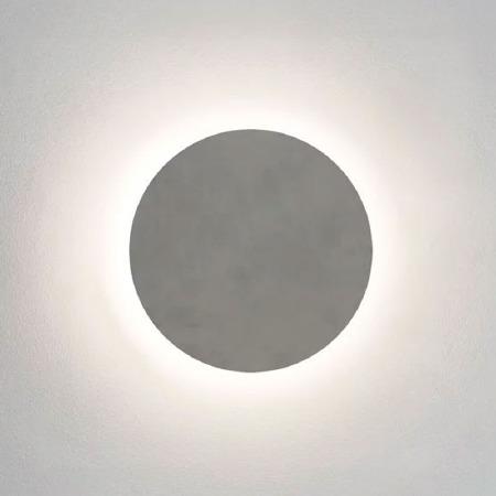 Eclipse Wall Light Coastal Range Concrete
