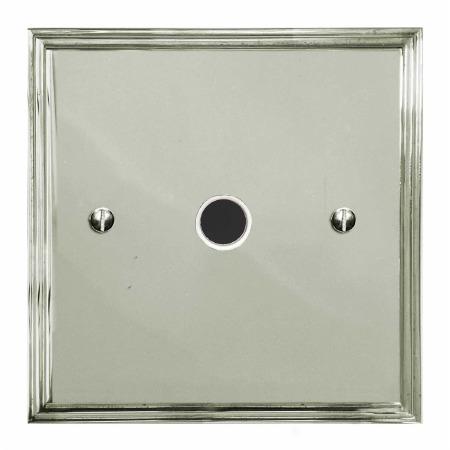 Edwardian Flex Outlet Polished Nickel