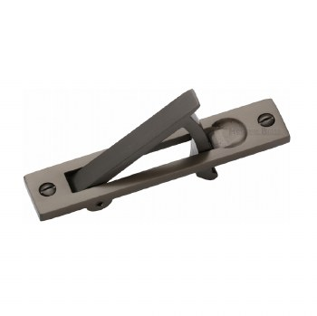 Heritage Pocket Door Edge Pull C1165 Matt Bronze