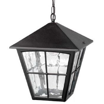 Elstead Edinburgh Chain Light Black